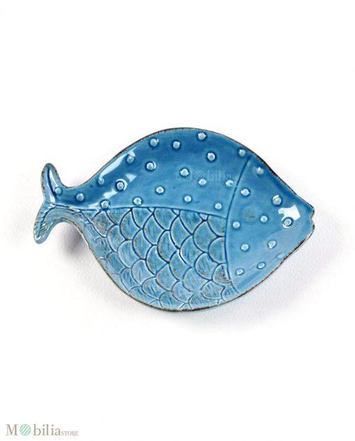 apparecchiare la tavola antipastiera pesce piccolo