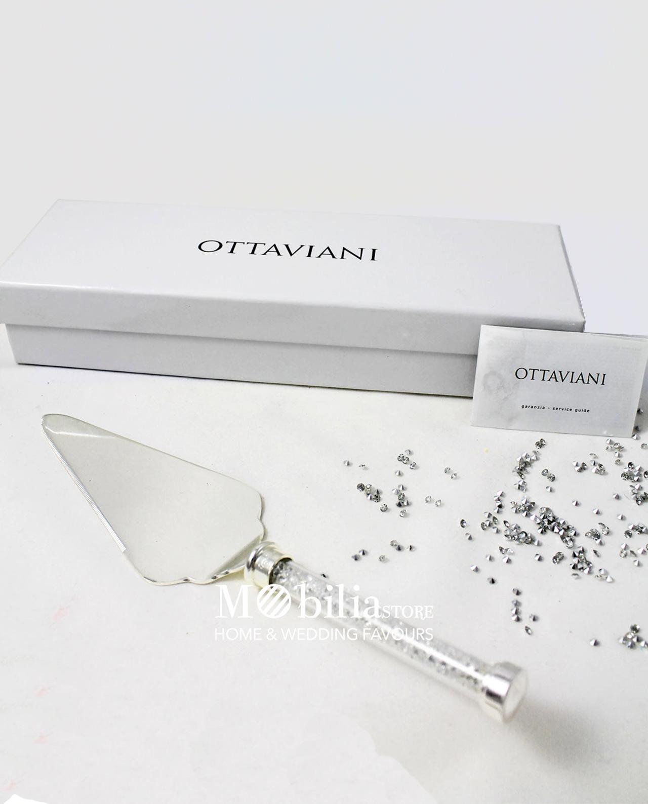 ad102c679b5f61 Pala torta Diamonds Ottaviani - Mobilia Store Home & Favours