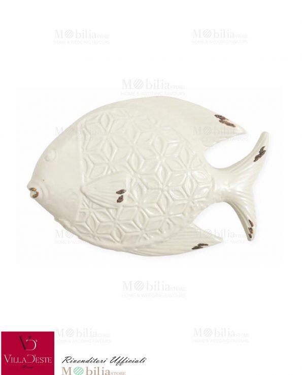 Pesce Bianco Decorativo Villa d'Este