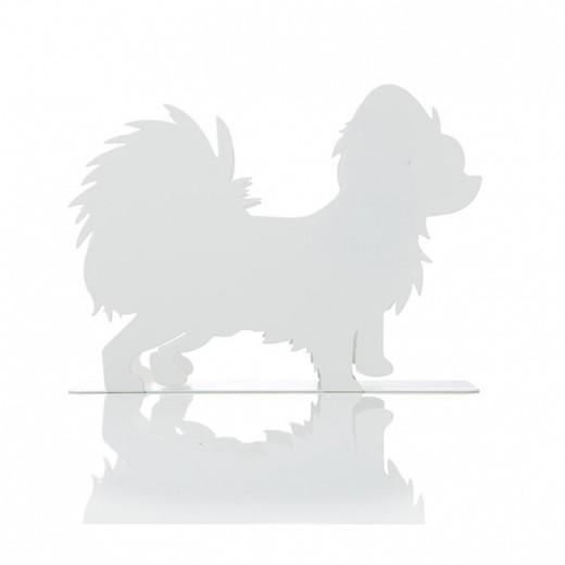 portariviste-chihuahua-in-metallo-avorio-brandan-54245