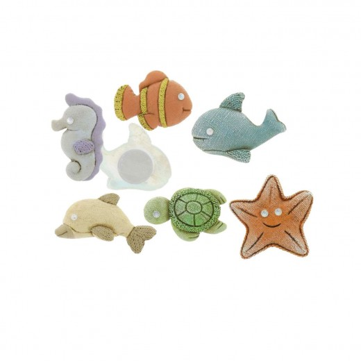 Magneti per bomboniere Pesci e Animali Marini