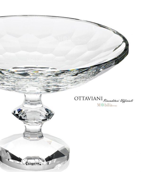 Alzata cristallo Ottaviani