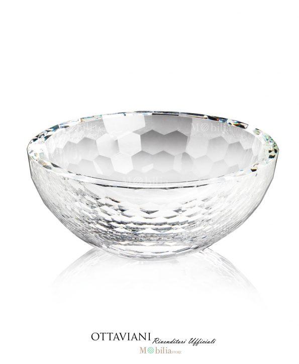 Centrotavola cristallo Ottaviani