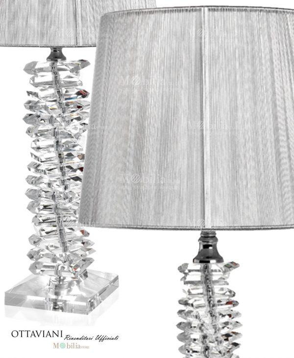 Lampada cristallo Ottaviani Home