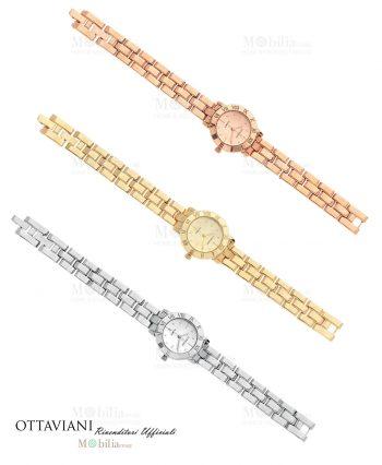 Orologio metallo donna Ottaviani
