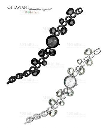 Orologio donna Strass Ottaviani Watch