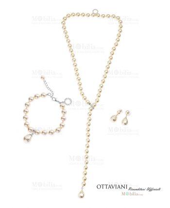 Parure Ottaviani bijoux con Perle