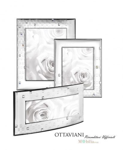 Cornici Ottaviani Argento modello Dama