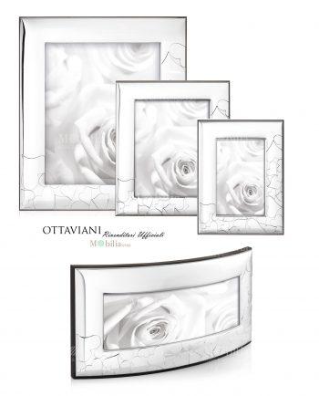 Portafoto Ottaviani argento