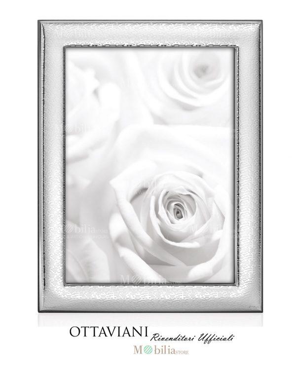 Portafoto argento Ottaviani