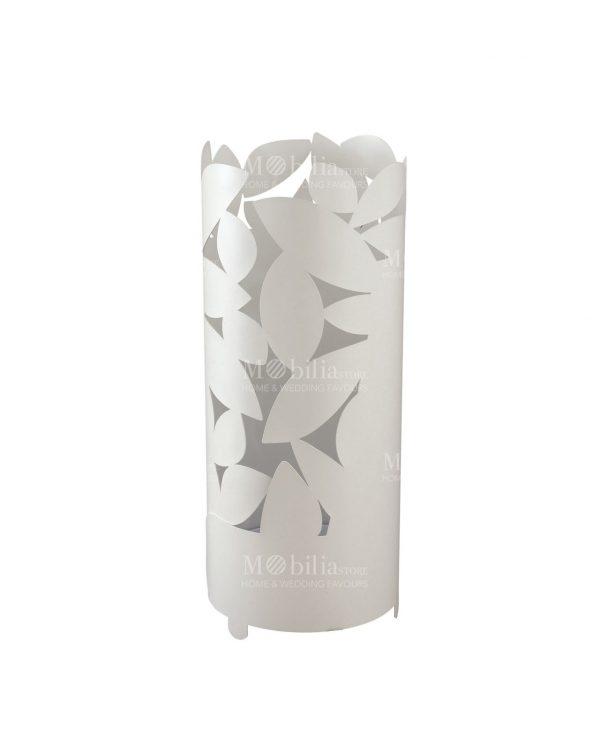 portaombrelli autunno arti e mestieri color alluminio