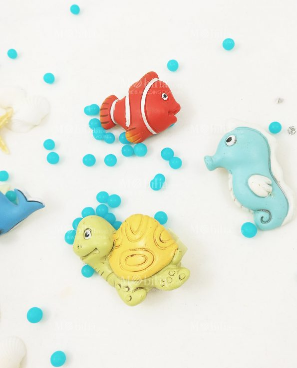 Magneti per bomboniere Animali Marini
