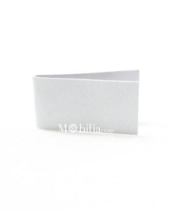 Bigliettini per bomboniere bianchi da stampare o stampati set 10 pezzi