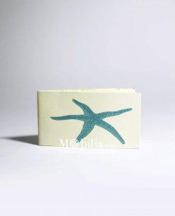 bigliettino stella marina piegato 1