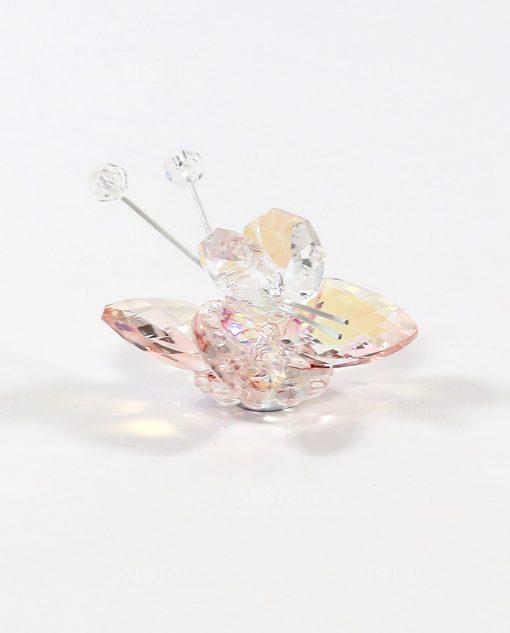 farfalla in cristallo swarovski pesca tufano
