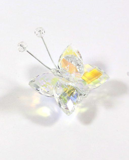 farfalle in cristallo bianco tufano