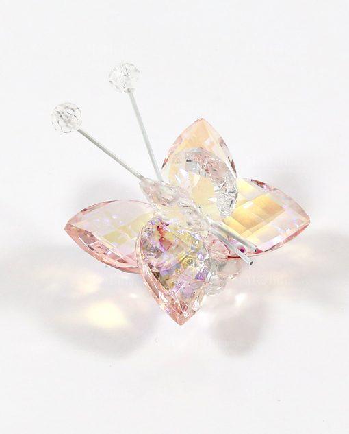 farfalle in cristallo pesca tufano