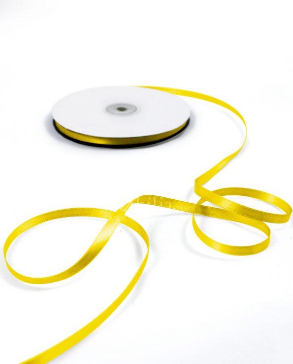 nastro in doppio raso-6mm-giallo-intenso-11