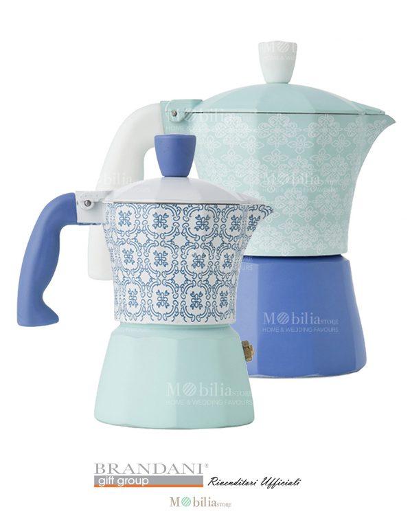 Caffettiera 1- 3 tazze Brandani