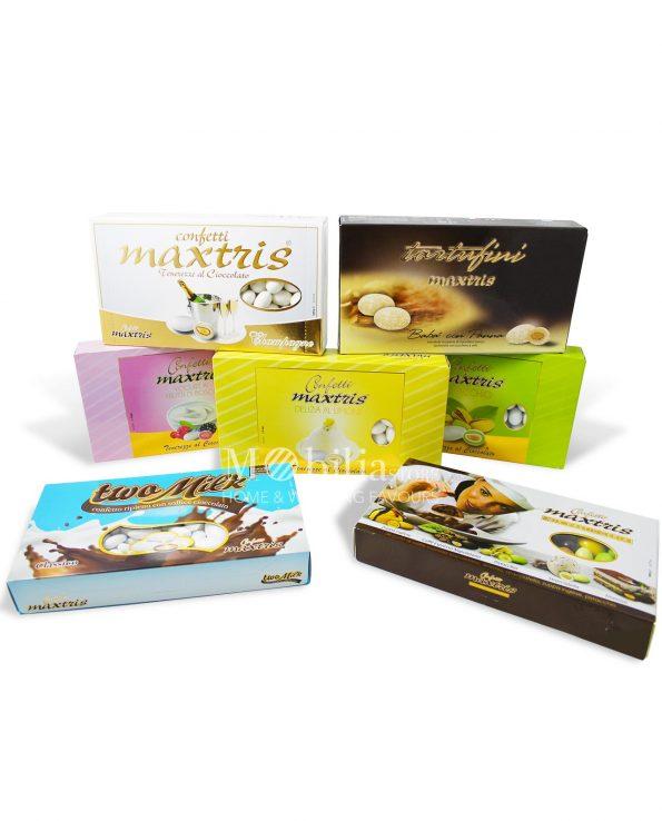 Confetti ripieni senza glutine caffè Orefice offerta 7kg