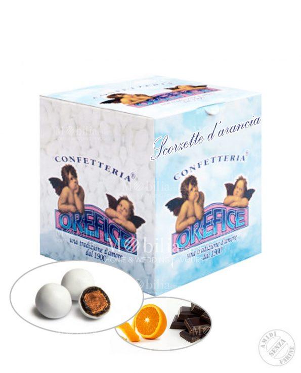 Confetti ripieni Scorzette d'arancia