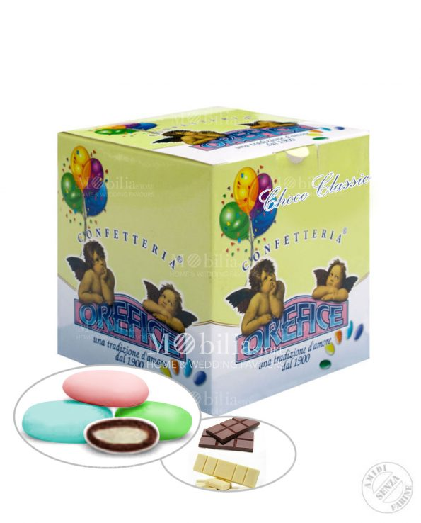 Confetti ripieni Choco Classic