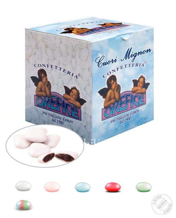 Confetti cioccolato Cuori Mignon