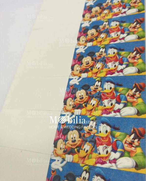 Bigliettini bomboniere Fantasy Multicolor