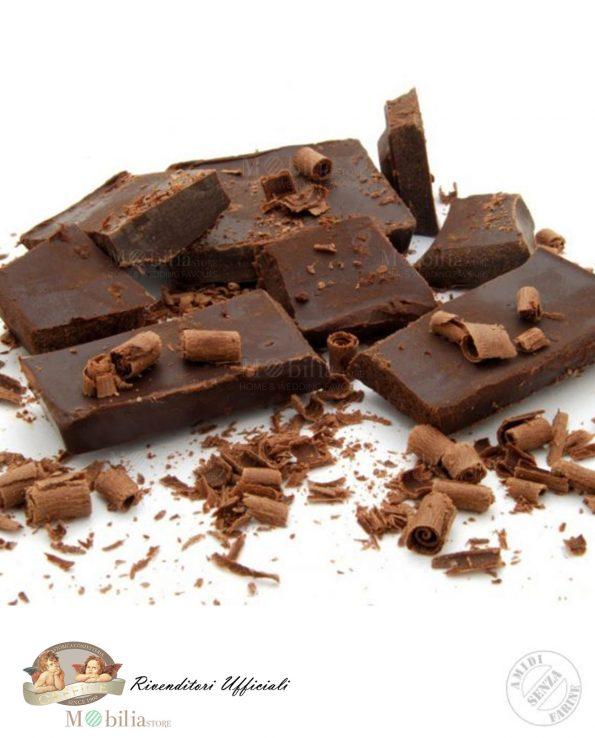 Confetti Ripieni con Doppio Cioccolato