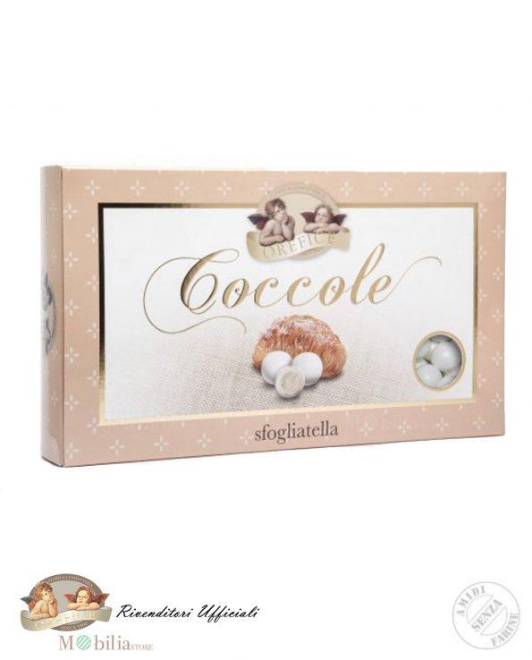 Confetti Ripieni con Biscotto e Cioccolato al gusto Sfogliatella