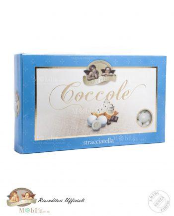 Confetti Stracciatella con Biscotto e Cioccolato