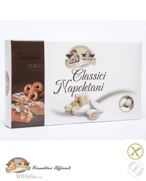 Confetti ripieni Gluten Free Mandorla Cioccolato Dolci Napoletani