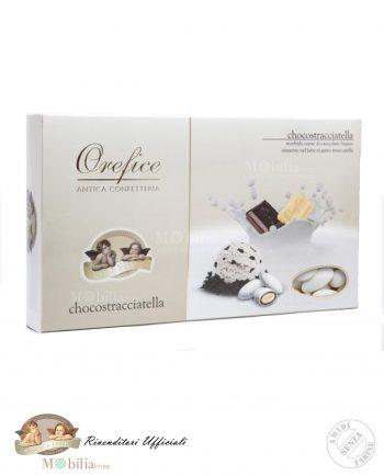 Confetti Stracciatella Ripieni con Doppio Cioccolato