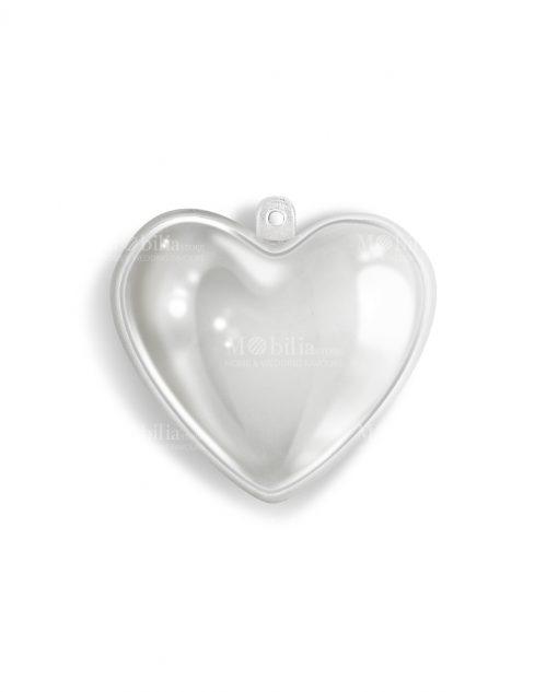 cuore in acrilico grande
