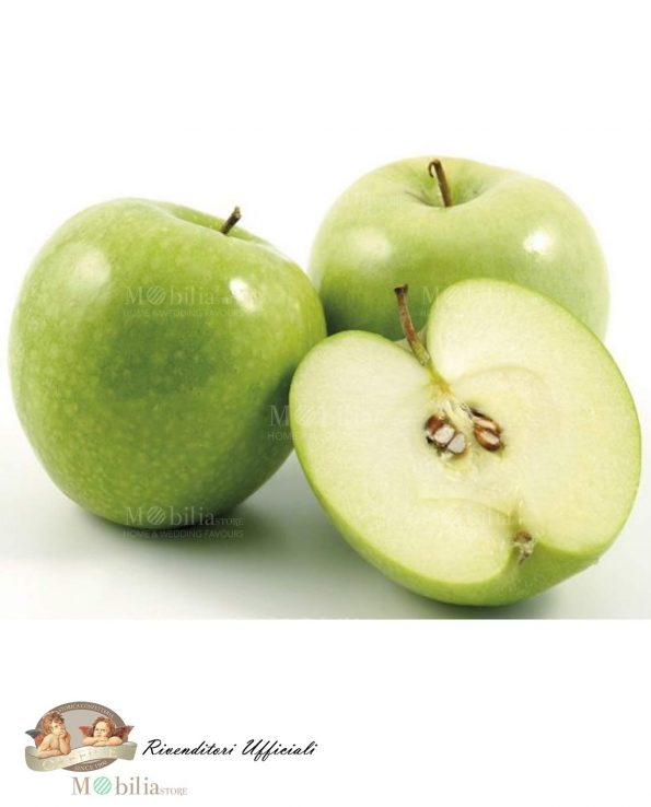 Confetti ripieni senza Glutine Mandorla Cioccolato Mela Verde