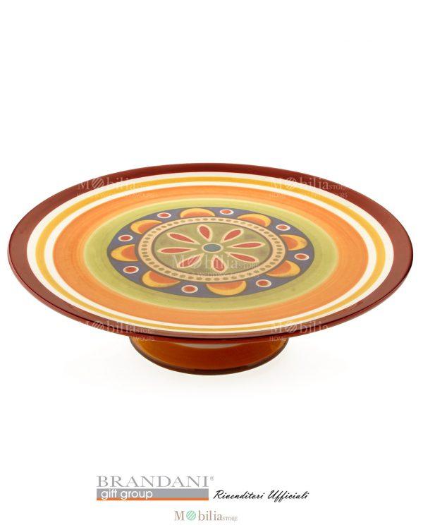 Alzata ceramica Brandani