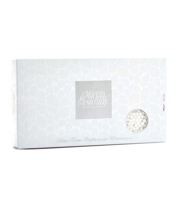 Confetti perline bianche Maxtris