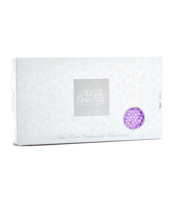 Confetti perline sferiche lilla Maxtris