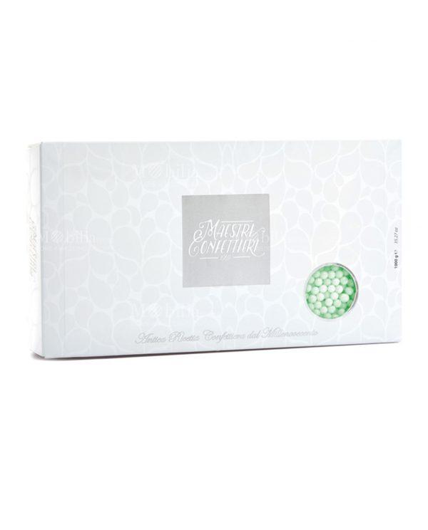 Confetti Maxtris perline sferiche verdi