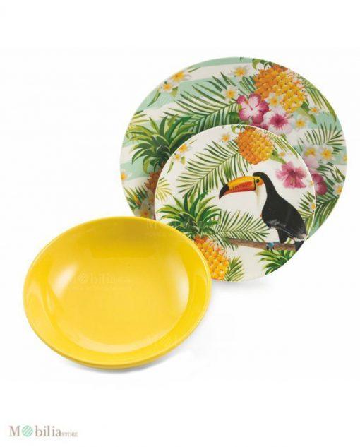 piatti tropicali