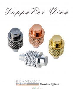 Bomboniere Matrimonio Utili Tappo per Vino Brandani