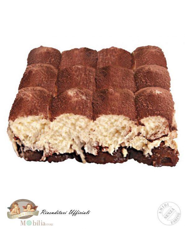 Confetti Ripieni con Biscotto e Cioccolato al gusto Tiramisù
