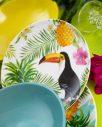 Servizio piatti villa d este costarica 18 pz mobilia for Mobilia recensioni