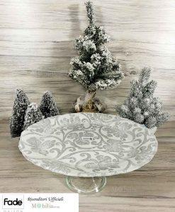 Caravaggio alzata argento variazione