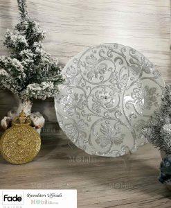 Caravaggio piatto argento