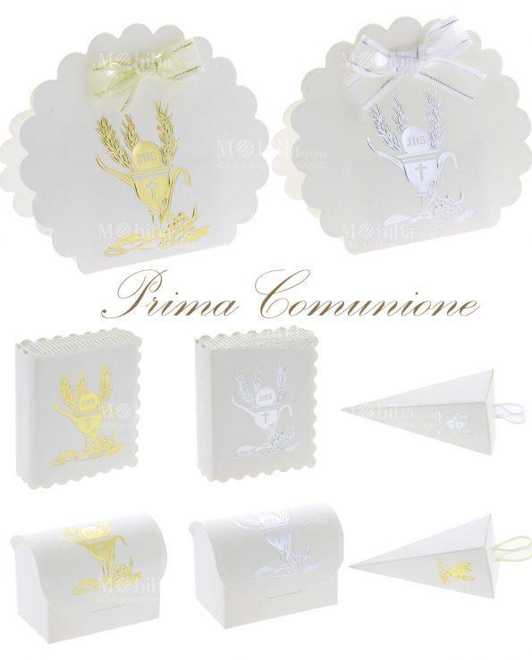 scatoline portaconfetti per comunione