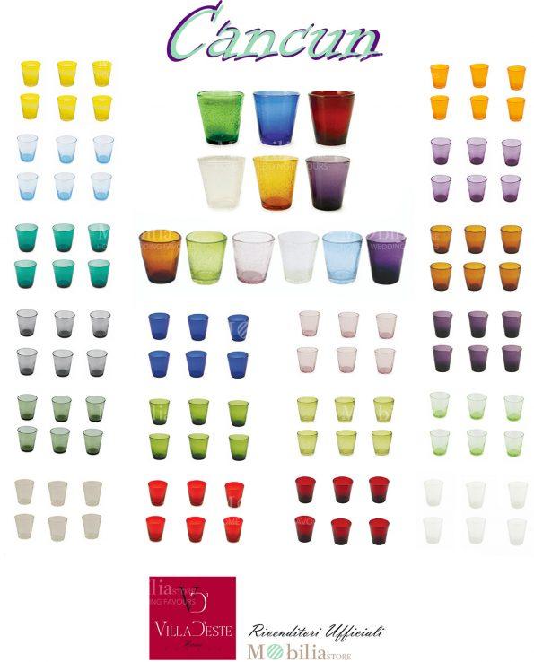 bicchieri cancun