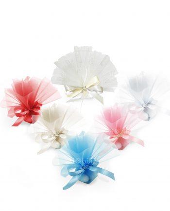 Sacchetti Confetti per Matrimonio Nascita Laurea