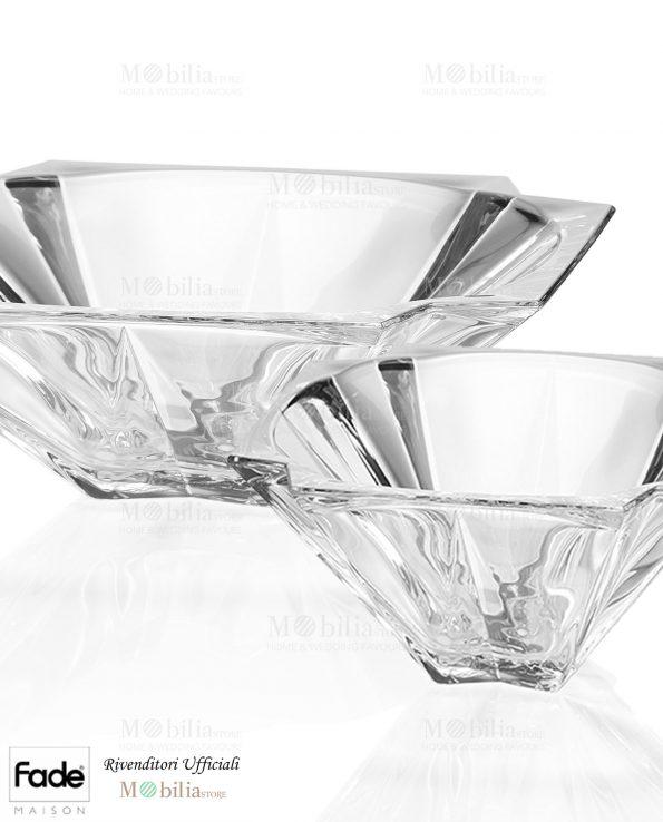Coppe centrotavola cristallo