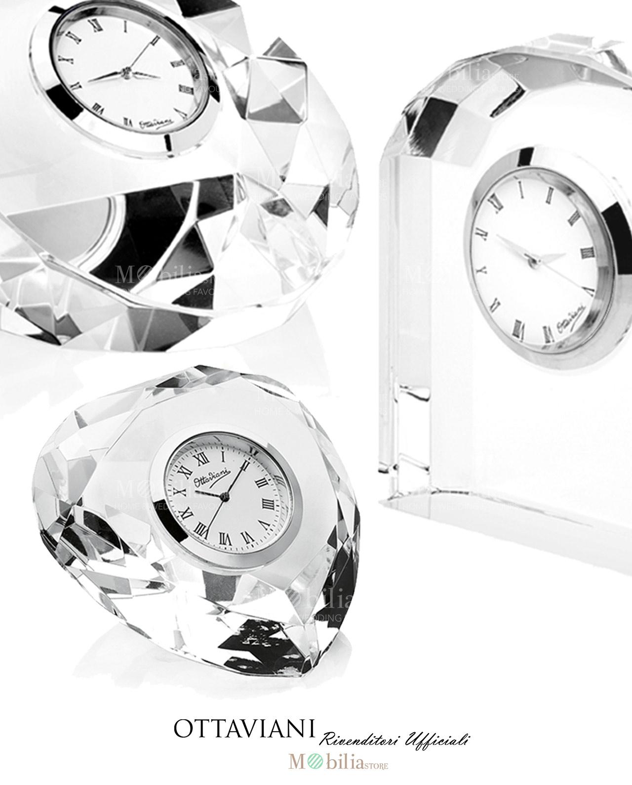 Orologio da tavolo arco cristallo ottaviani - Ottaviani orologio da tavolo ...